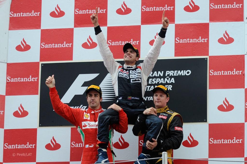 SPANISH GRAND PRIX F1/2012